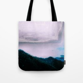 Once Again (Paint) the Land Tote Bag
