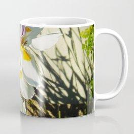African White Iris DPGP160719a Coffee Mug