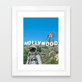 Hollywood Prime Framed Art Print