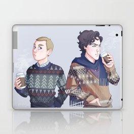 Autumn Baker Street Boys Laptop & iPad Skin