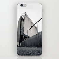 theater iPhone & iPod Skins featuring Theater angle by Vorona Photography