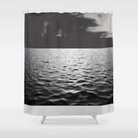 vw Shower Curtains featuring VW by Georgiana Paraschiv