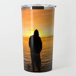 Longest Day Travel Mug