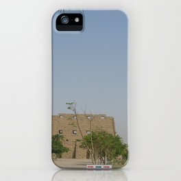 Temple of Karnak at Egypt, no. 2 iPhone Case