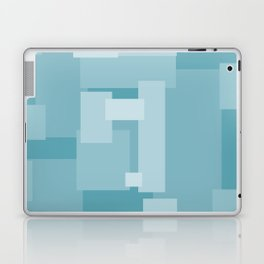 Matted Shades of Blue - Color Therapy Laptop & iPad Skin