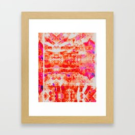 Bioluminescence 3 Framed Art Print