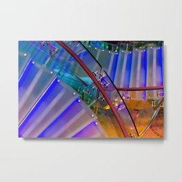 Stair Deco Metal Print
