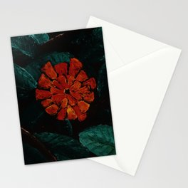 The Dangerous Flower Stationery Cards