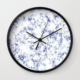 White Snow Beautiful Breathtaking Winter Wonderland Wall Clock