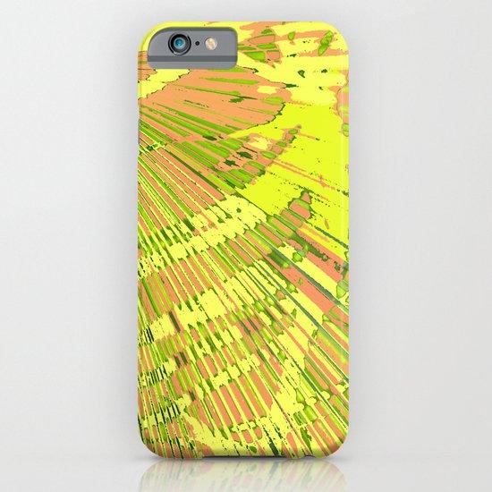 Orange Palms iPhone & iPod Case