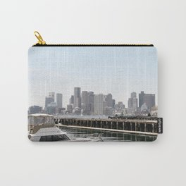 Boston By Day Carry-All Pouch