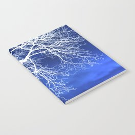 Weeping Tree Abstract Notebook