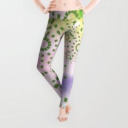 Candys Hippie Design 4 Leggings