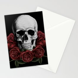 BOUQUET OF DEATH Stationery Cards