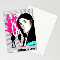 I Am What I Am Stationery Cards