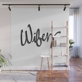 Wifey bold Wall Mural