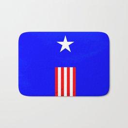 america flag Bath Mat