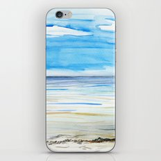 Changing weather iPhone Skin