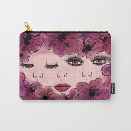 Secrets in the Garden Carry-All Pouch