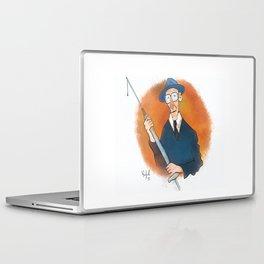 William Burroughs Laptop & iPad Skin