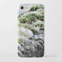 moss iPhone & iPod Cases featuring Moss by Danny Arthurs