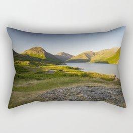 wastwater Rectangular Pillow