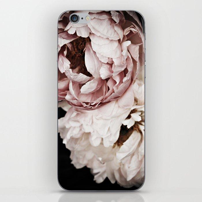 Sweet Dreams Peonies 2 iPhone Skin