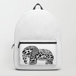 Mr elephant ecopop Backpack