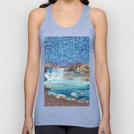 In the Cove Unisex Tank Top