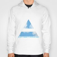 30 seconds to mars Hoodies featuring MARS ARMY by ScarTissue