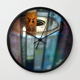 I Am Everywhere Wall Clock