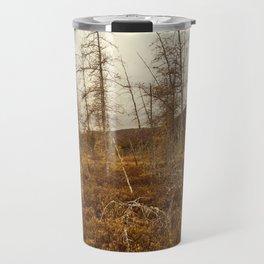 tree in the bog Travel Mug