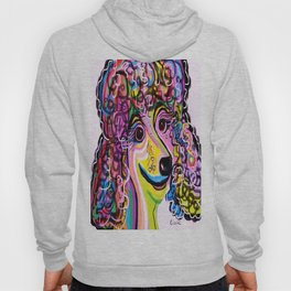 Picture Perfect Poodle Hoody