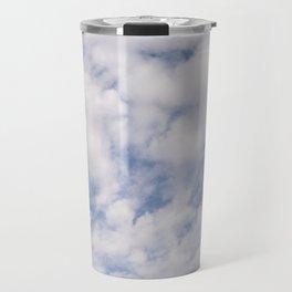 Strato Cumulus Clouds Travel Mug