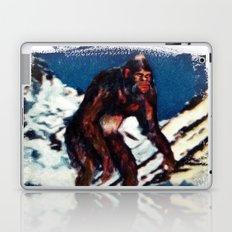 Bigfoot is Real Laptop & iPad Skin