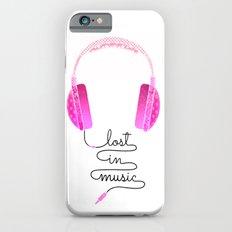 Lost In Music iPhone 6s Slim Case