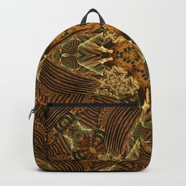 Heart of the Earth Mandala Backpack