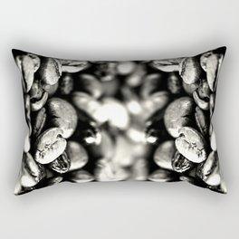 Roasted coffee beans Rectangular Pillow