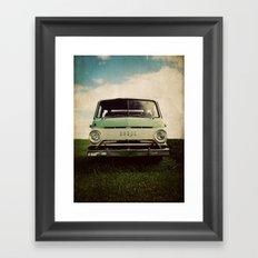 That Old Dodge Framed Art Print