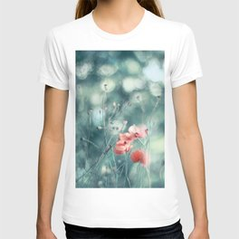 Poppies. Dreaming of Summer T-shirt