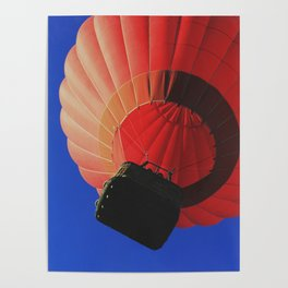 """ABQ Redhead"" Poster"