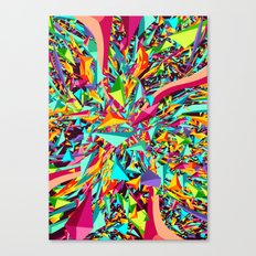 Candy Explosion Canvas Print