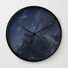 Hawaiian Moon II Wall Clock