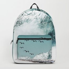 On the right way Backpack