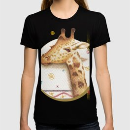 Jirafa-ntástica T-shirt