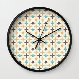 Retro Style Wall Clock