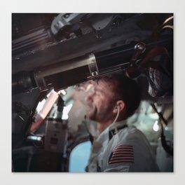 Apollo 1 Canvas Print