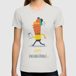 Happy Engineering T-shirt