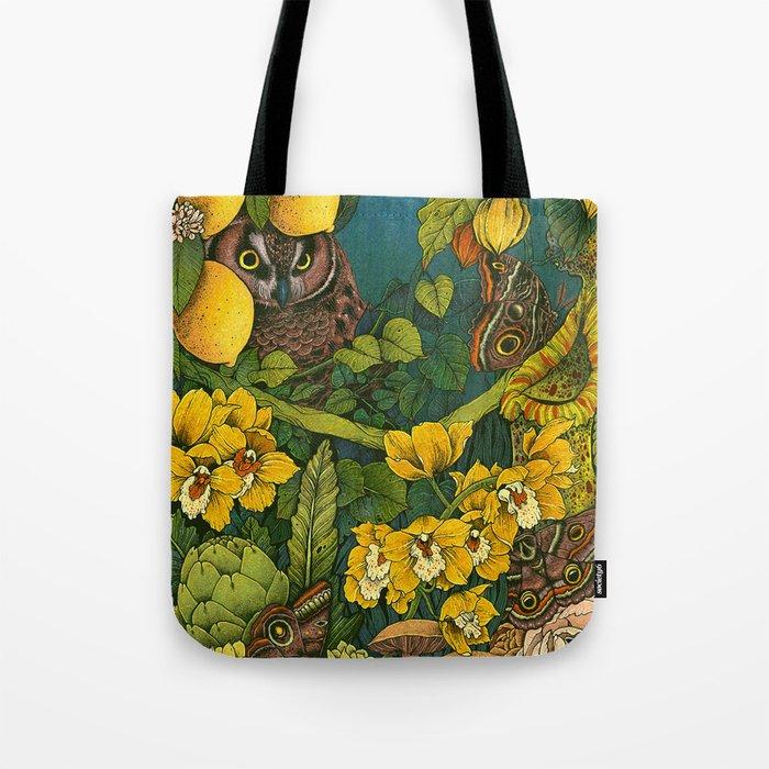 Aureate Tote Bag