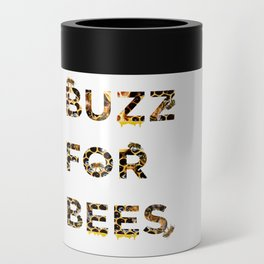 Buzz for Bees Can Cooler